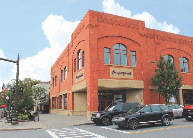 Fingerpaint office in Saratoga Springs